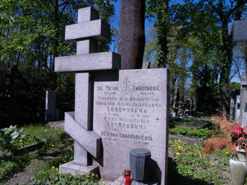 Микола Ходорович - генеральний значковий Армії Української Держави.
