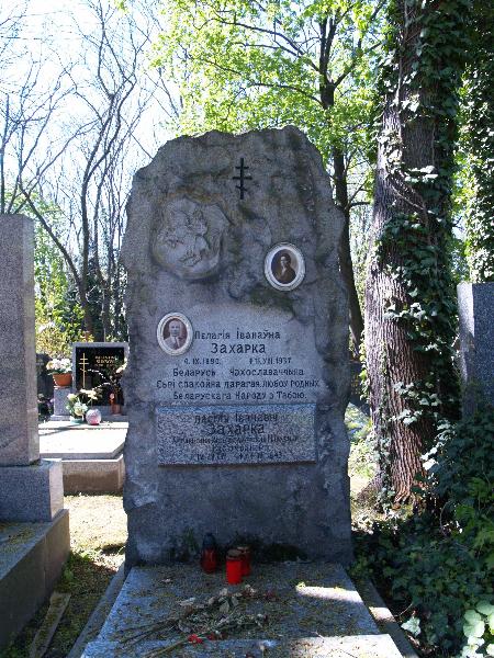 Ольшанське кладовище, частина 2ob, відділ 18, поховання №226.