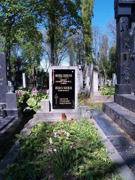 Ольшанське кладовище, частина 2ob, відділ 18, поховання №265.