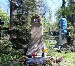 Братська могила воїнів РОА