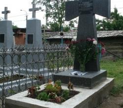 На могилі полковника Армії УНР Вротновського-Сивошапки з\'явились свіжі квіти