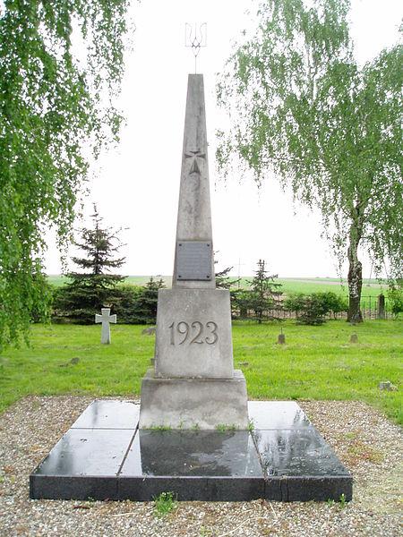 """Пам'ятник """"Полеглим За Україну"""""""