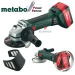 Metabo W 18 LTX 125