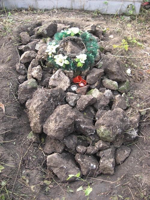 Невідоме поховання, що оповите сільськими легендами