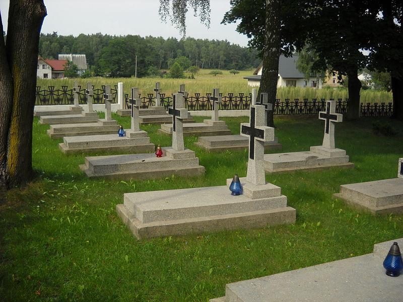 Сучасний вигляд цвинтаря