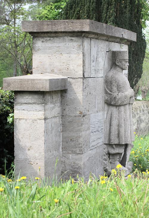 Пам'ятник українським військовополоненим у Вецлярі