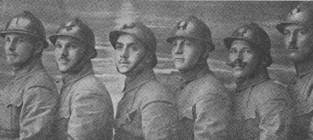 Воїни Армії УНР
