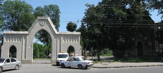 Микулинецький цвинтар