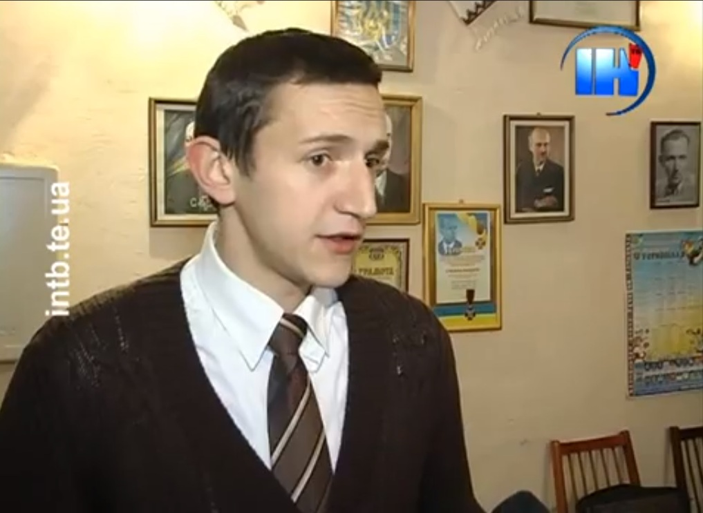Володимир Бірчак
