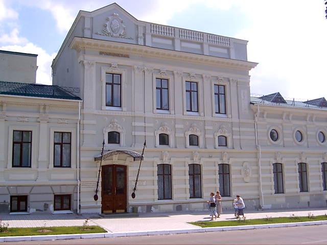 Український Народний Будинок, вул. Потьомкінська, 20
