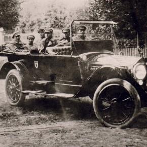 Авто Корпусу С.С. 1918 р.