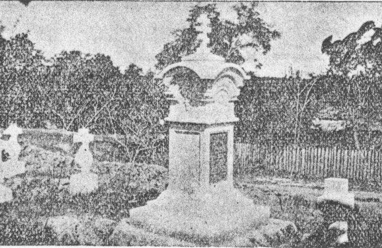 Памятник героям у с. Кліводин на Буковині.