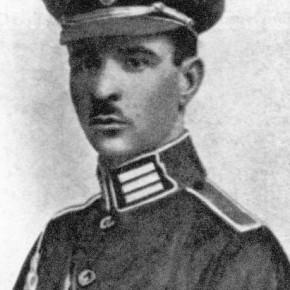 Полковник Василь Чабанівський. Світлина 1937 р.