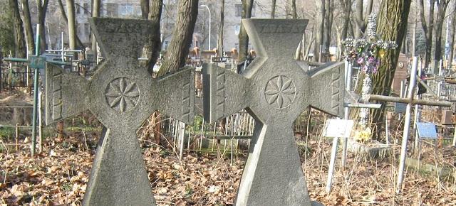 Прибирання кладовища
