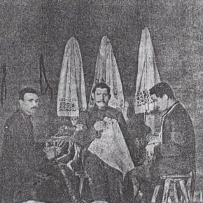 Курс вишивання в таборі полонених у Вецлярі