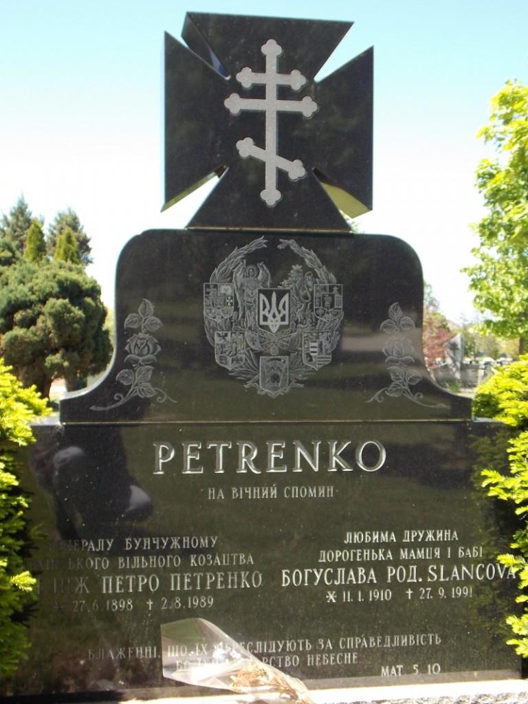 Петро Петренко