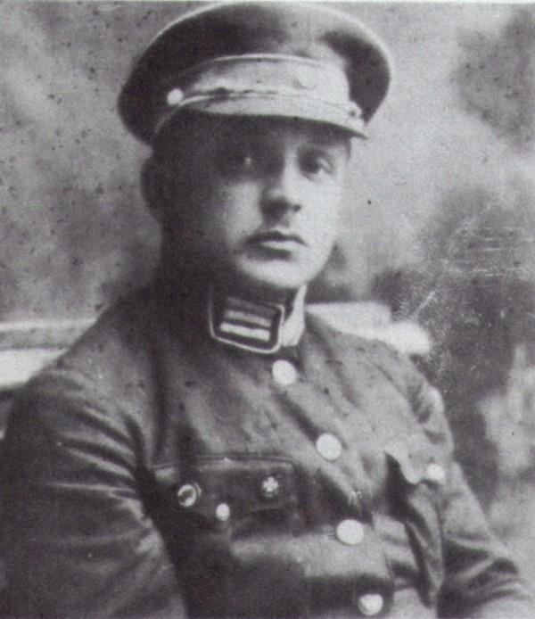 Генерал-хорунжий Олександр Удовиченко - автор спогаду про Сергія Кравченка