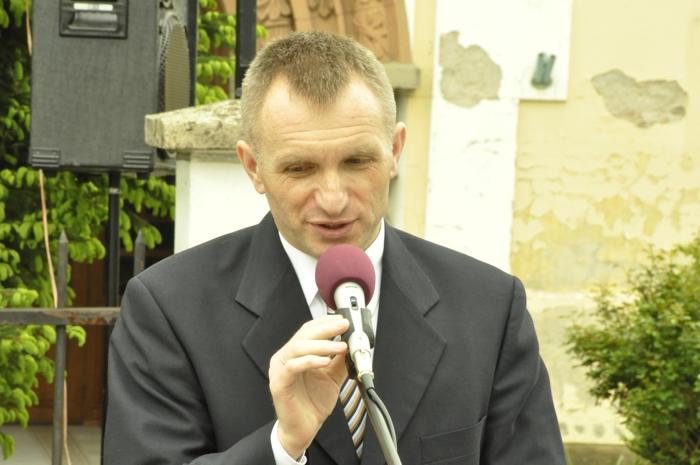 Петро Тима, Голова ОУвП