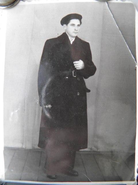 Іркутськ 1961 рік, після звільнення.