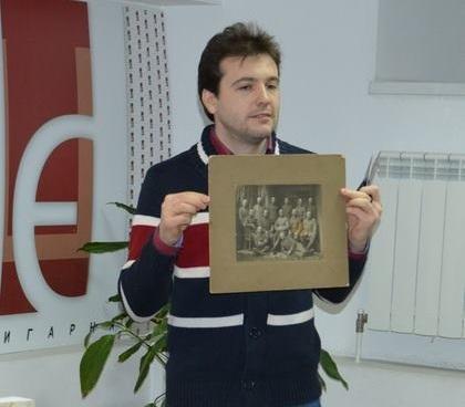 Переможець конкурсу Ярослав Тинченко