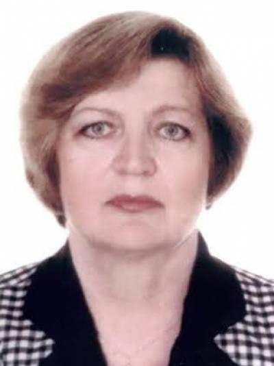 Антоніна Дворянець