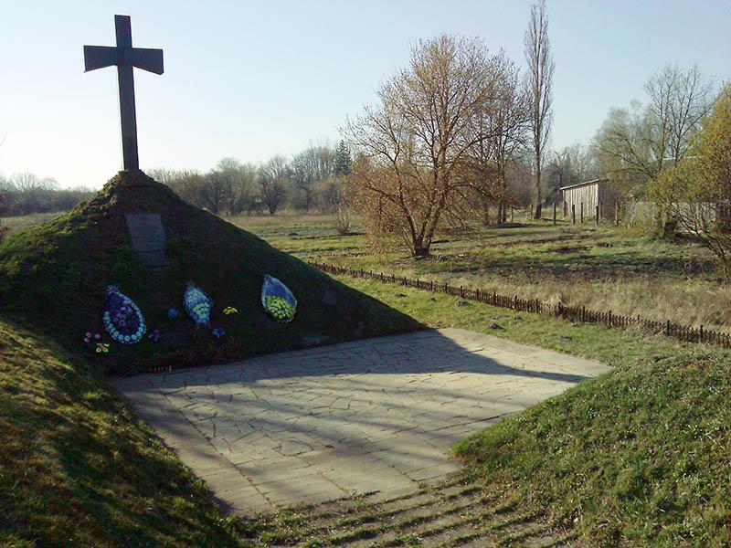 Братська могила Героїв Базару