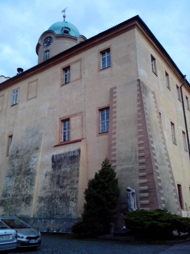 Подєбрадський замок