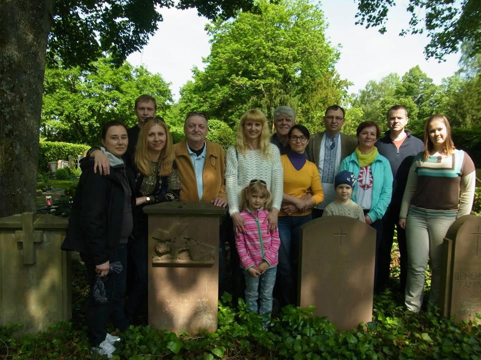 Українська громада в Ашаффенсбурзі