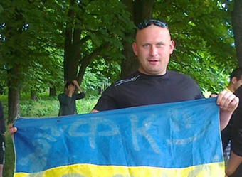 Старший солдат запасу ЗСУ Сергій Панасюк