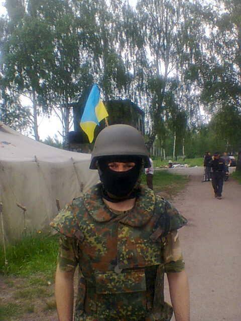 "Отець Кадило - капелан батальйону ""Донбас"""