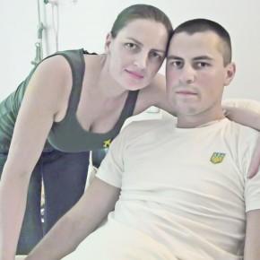 Ярослав Миронов з сестрою Людмилою