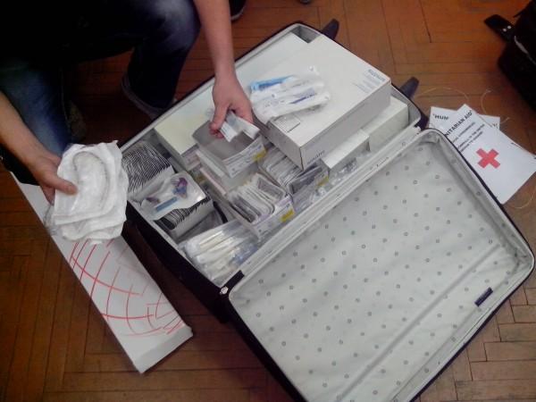 Медикаменти від українців Великої Британії