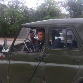 """УАЗ для бійців батальйону """"Азов"""""""