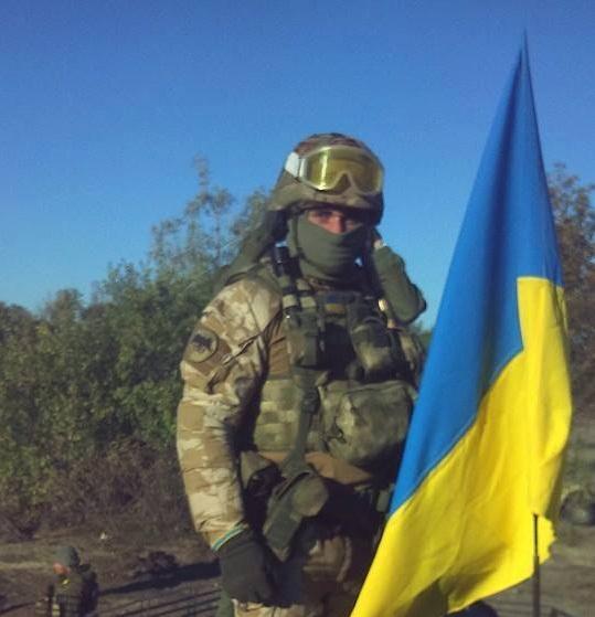 Загиблий спецназівець Вадим Шешеня