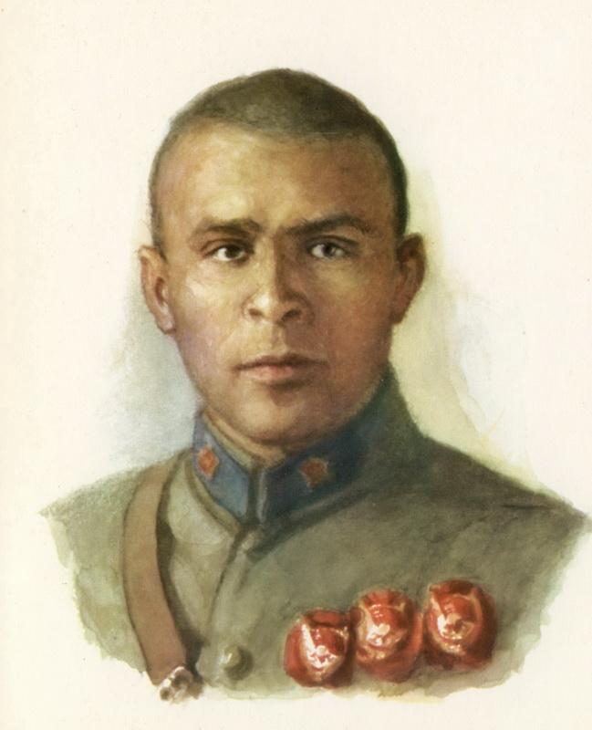 Віталій Прімаков, більшовицький командир. Учасник боїв з Армією УНР.
