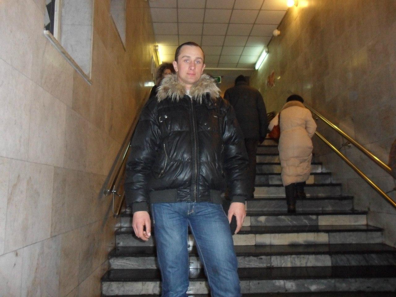 Віталій Стельникович, боєць 30-ї ОМБ ЗСУ. Світлина з персональної сторінки Вконтакті.