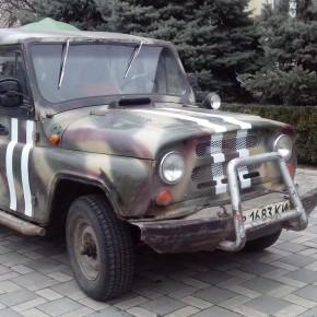 УАЗ-469 для ремвзводу