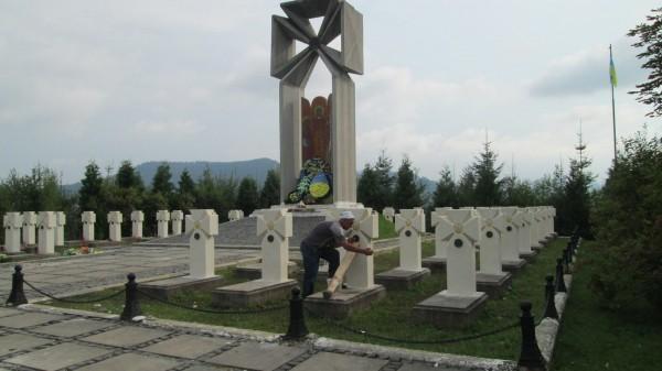 Меморіал набув нового вигляду