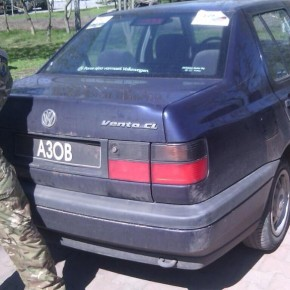 """Машина для полку """"Азов"""""""
