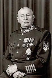 Генерал-хорунжий Армії УНР Олександр Загродський