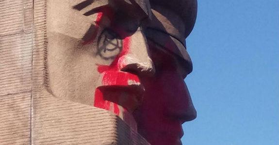 Пам'ятник чекістам у Києві
