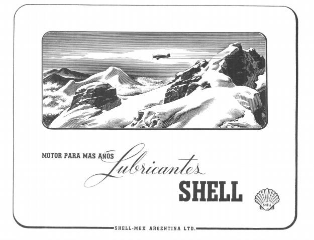 """Реклама нафтової фірми """"Шелл"""" роботи В. Цимбала."""