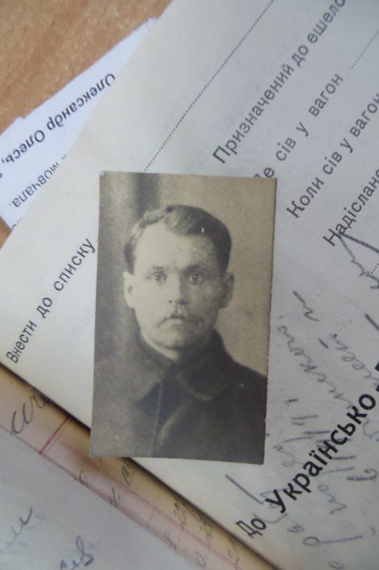 Козак 4-ї Сірожупанної дивізії Армії УНР Григорій Скиба. Фото: 1922 р., ЦДАВОУ.