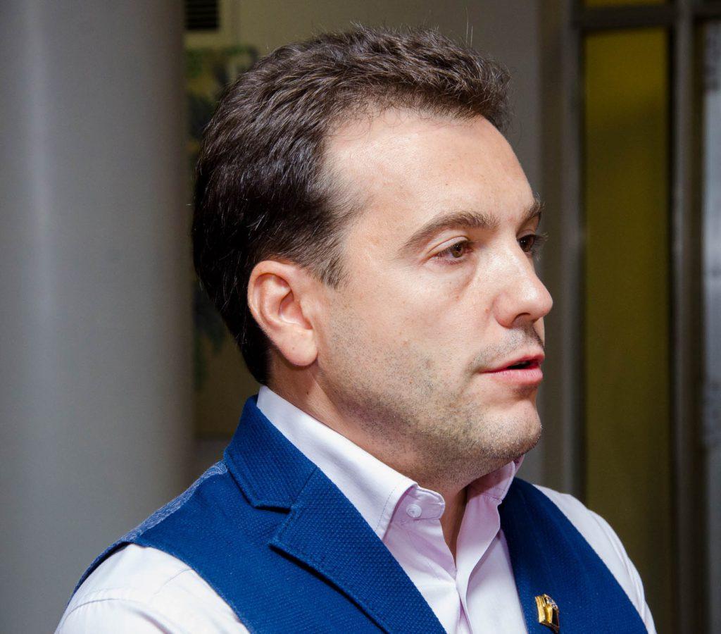 Ярослав Тинченко член Правління, військовий історик, заступник директора НВІМУ м. Київ, Україна