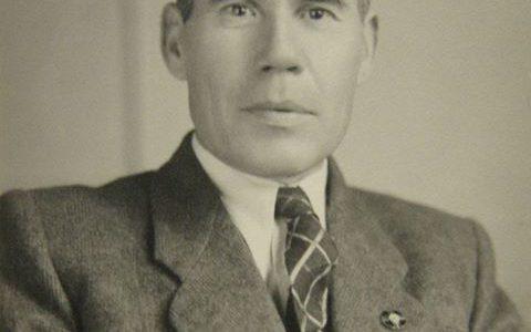 Генерал-хорунжий В. Татарський (1898-1992)