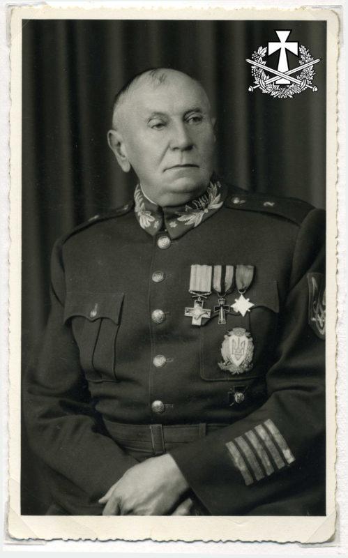 генерал-хорунжий, начальник 2-ї Волинської стрілецької дивізії Армії УНР Олександр Загродський