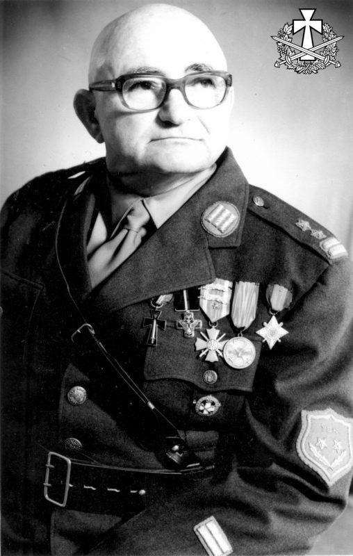 Яків Різник, поручник Армії УНР. Світлина між 1965 та 1978 роками. Будемо вдячні за будь-які уточнення до біографії.