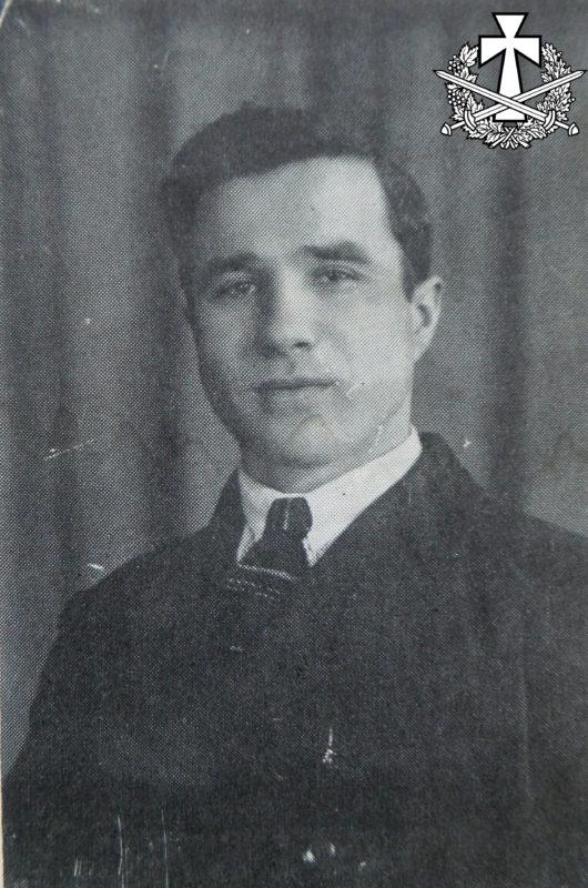 Балабан Яків Андрійович (1898 - 1978), хорунжий Армії УНР, сотник на еміграції. Світлина 1930-х років.