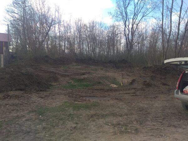 Місце на цвинтарі, де поховані вояки Армії УНР